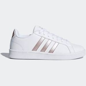 Adidas Grand Court leather shoes